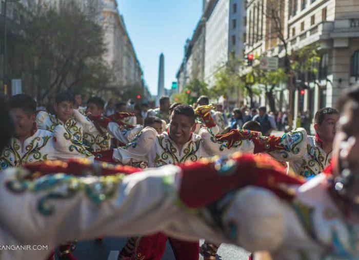Bolivian cultural festival – Buenos Aires – 15.10.16