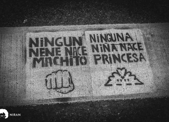 Ni Una Menos – Buenos Aires 2.6.16