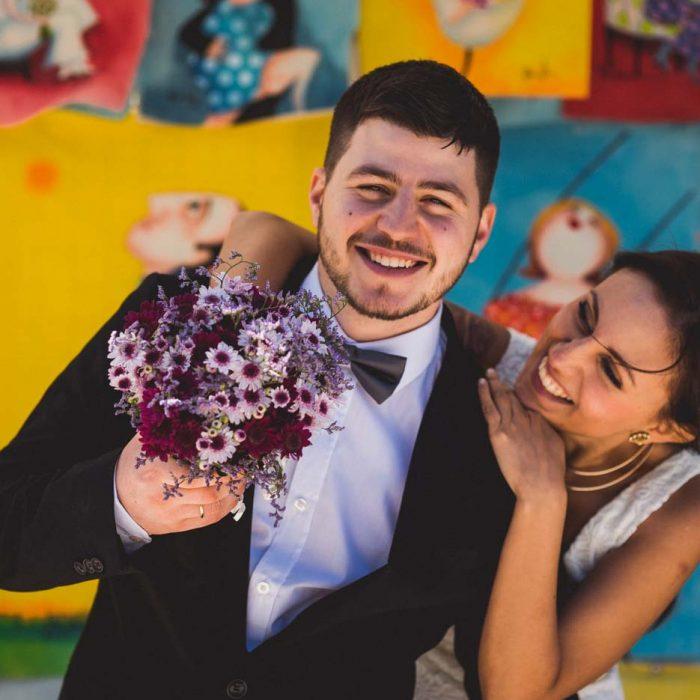 Eliana & Yair